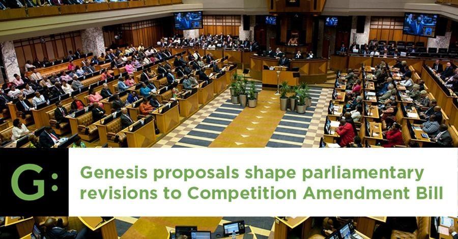 Competition economics – Genesis Analytics – Economics-based