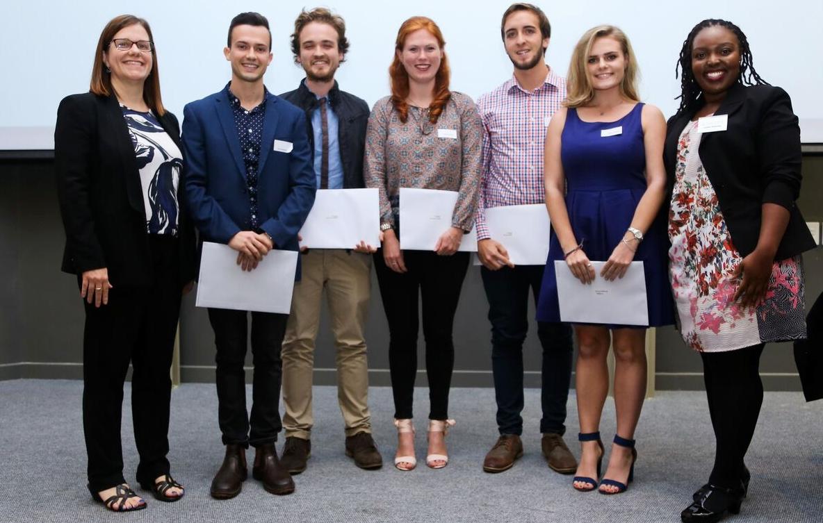 Genesis Salutes Top Students In Uct S Economics Class Of 2016 Genesis Analytics Economics Based Consulting